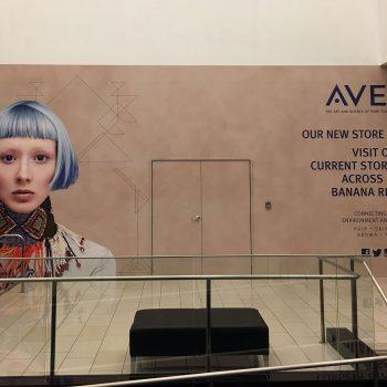 Mall Wall Retail Barricades