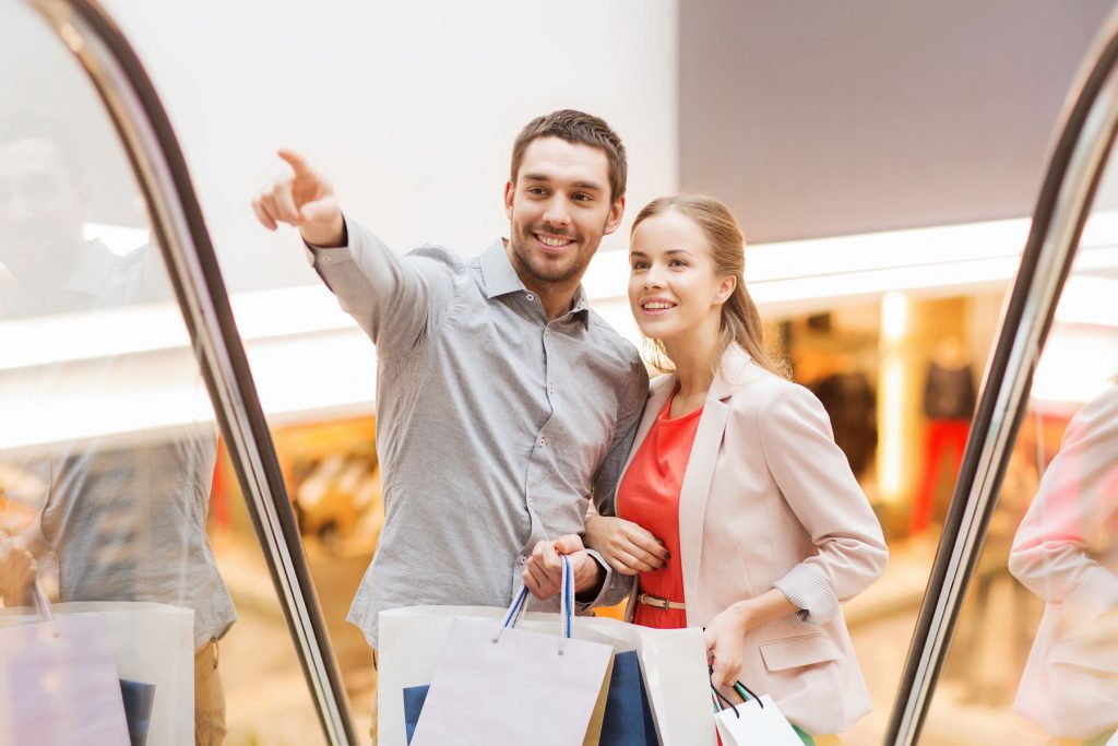 Communicating with your customers with Mall Wall
